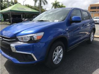 MITSUBISHI ASX 2019, Mitsubishi Puerto Rico