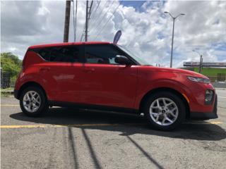 Kia Soul 2020 LX Roja, Kia Puerto Rico