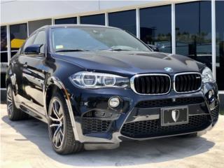 X6 M, BELLA., BMW Puerto Rico