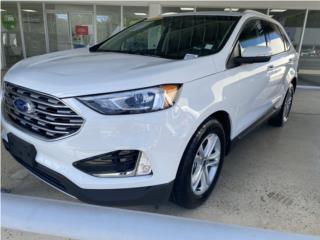FORD EDGE SEL 2019 OMO, Ford Puerto Rico