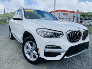 BMW X3 SDrive 2020 Importada CleanCarFax , BMW Puerto Rico