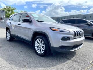 JEEP CHEROKEE 2017, Jeep Puerto Rico