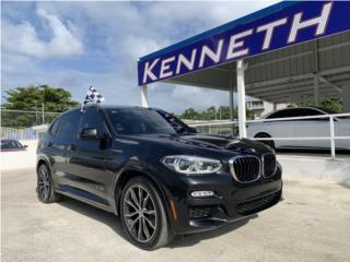 BMW X3 M Package 2018, BMW Puerto Rico