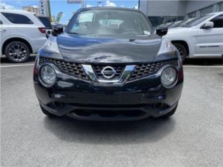 JUKE,2017,SOLO,41K MILLAS, Nissan Puerto Rico