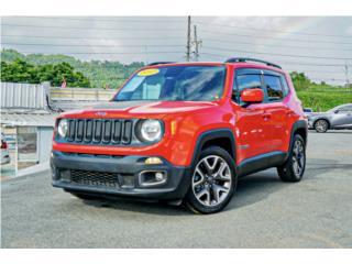 2017 Jeep Renegade Latitude  Mint Condition, Jeep Puerto Rico