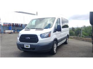 FORD TRANSIT MEDIUM ROOF RAMPA ELECTRICA 2018, Ford Puerto Rico