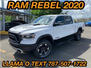 RAM REBEL 1500 4X4 , RAM Puerto Rico