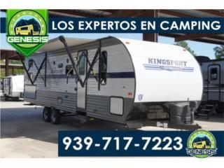 2020 Gulf Stream Kingsport Ultra Lite 274QB, Trailers - Otros Puerto Rico