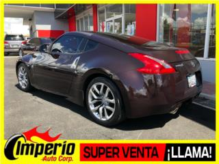 NISSAN 370Z 2013, Nissan Puerto Rico