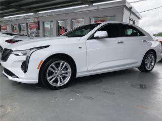 Totalmente Nuevo 2020 CT4 // Motor 2.0L Turbo, Cadillac Puerto Rico