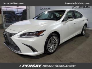 ES 350 LUXURY FULL !CPO! , Lexus Puerto Rico