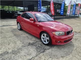 BMW 128 COUPE STD EN LIQUIDACION PRECIO REAL , BMW Puerto Rico