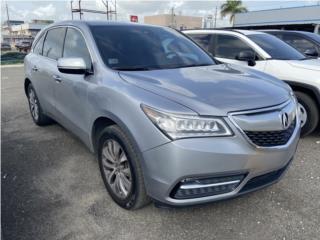 Acura MDX 2016 , Acura Puerto Rico