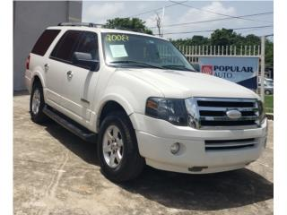 FORD EXPEDITION 2008, Ford Puerto Rico