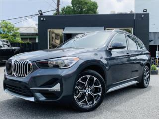 BMW X1 2020/ XDrive/ 4K millas/ PANORÁMICA , BMW Puerto Rico
