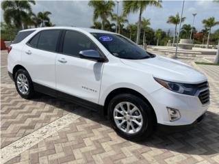 CHEVROLET Equinox 2018, preciosa $20,995, Chevrolet Puerto Rico