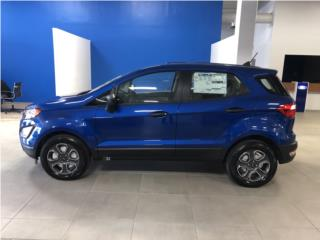 FORD ECOSPORT 2020, Ford Puerto Rico