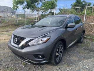 NISSA MURANO 2017 CON 6600 MILLAS EXTRA CLEAN, Nissan Puerto Rico