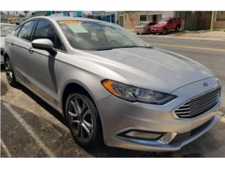 Ford Fusion 2017, Ford Puerto Rico