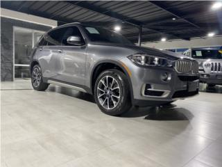 2017 X5 SDRIVE35i SPORT , BMW Puerto Rico