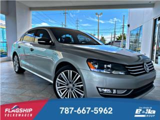 VOLKSWAGEN PASSAT *SPORT* 2014, Volkswagen Puerto Rico