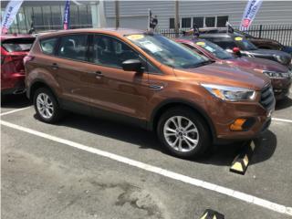 Escape S , Ford Puerto Rico