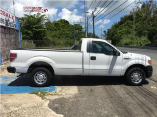 Ford F-150 2013 XL importada , Ford Puerto Rico