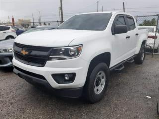 2018 CHEVROLET COLORADO WORK TRUCK , Chevrolet Puerto Rico