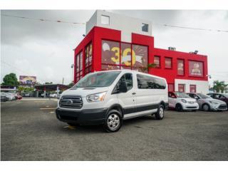 FORD Transit PASSENGER | POCAS MILLAS!, Ford Puerto Rico