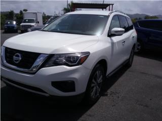 NISSAN PATHINDER 2018, Nissan Puerto Rico