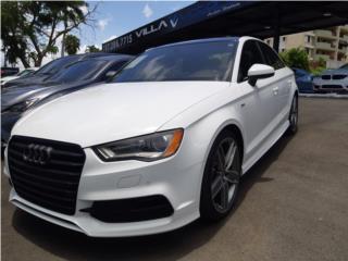 A3 S Line, Audi Puerto Rico