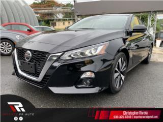 Nissan Altima SL 2020/ PAGO REAL $312.73, Nissan Puerto Rico
