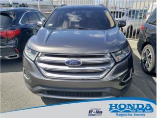 2015 Ford Edge SEL, Ford Puerto Rico