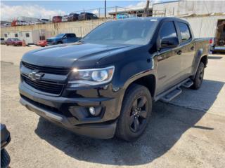 Chevy Colorado 2019, Chevrolet Puerto Rico