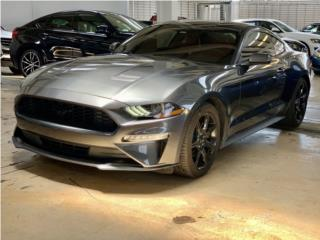 Ford Mustang 2018 (Ecoboost), Ford Puerto Rico