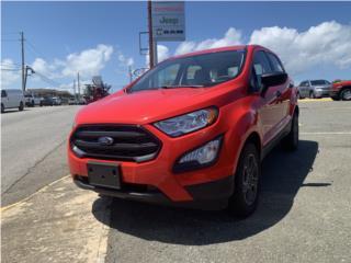 La más económica Ford EcoSport, Ford Puerto Rico