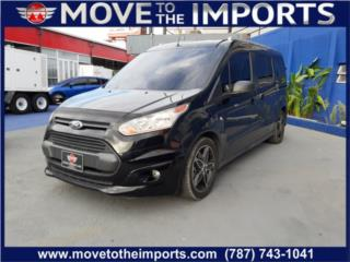 Ford Transit Connect Wagon XLT LWB 2016, Ford Puerto Rico