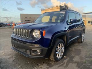 RENEGADE 4x4 - EXCLUSIVO Auto Program, Jeep Puerto Rico