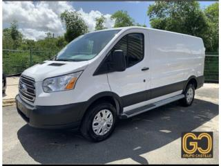 Ford Transit Cargo Van 2019, Ford Puerto Rico