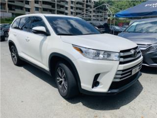 TOYOTA HIGHLANDER LE PLUS 2019, Toyota Puerto Rico