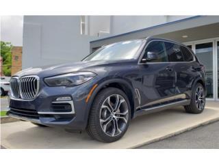 BMW X5 2020 xDrive *6k Millas*, BMW Puerto Rico