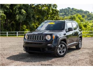 Renegade Sport 2017!, Jeep Puerto Rico