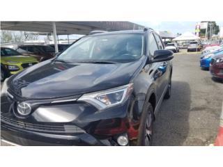 TOYOTA RAV 4 XLE 2016, Toyota Puerto Rico