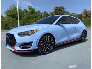 Veloster N Performance 2019 Solo 3K Millas, Hyundai Puerto Rico