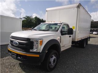 F550 caja seca con lifter, Ford Puerto Rico