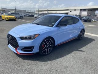 2019  VELOSTER  SERIE N, Hyundai Puerto Rico