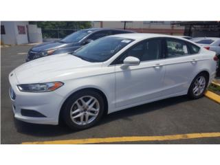 2016 Ford Fusion SE, Ford Puerto Rico