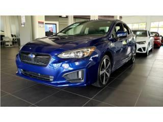 SUBARU IMPREZA SPORT AWD 2017, Subaru Puerto Rico