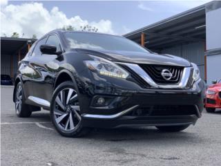 NISSAN MURANO PLATINUM 2017, Nissan Puerto Rico