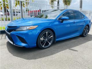CAMRY XSE 2018/SUNROOF PANORAMICO/SENSORES/, Toyota Puerto Rico